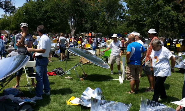 solar cooking festival