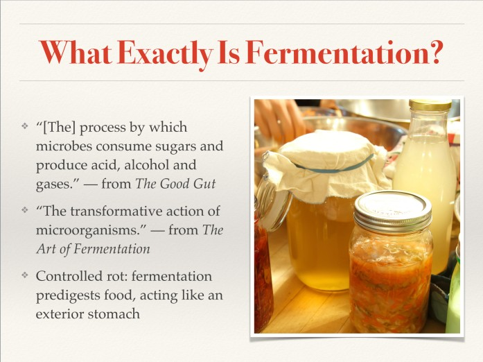 How Does Fermentation Prevent Food Waste The Zero Waste Chef