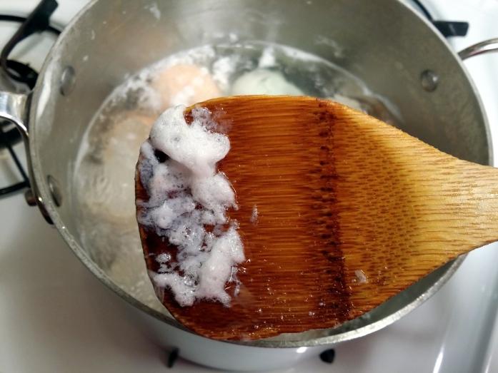 white-foam
