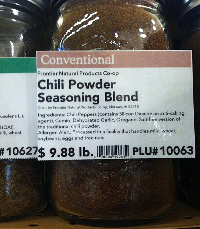industrial chili powder