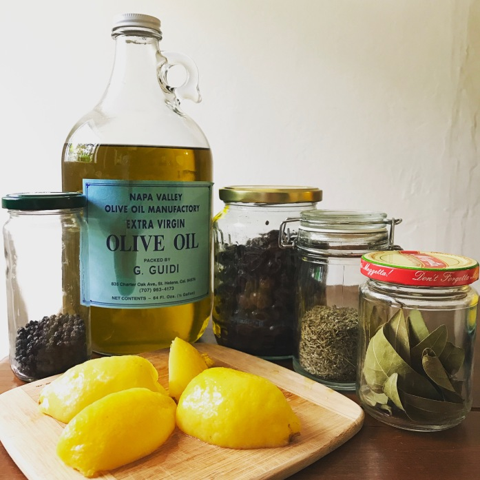 olive spread ingredients